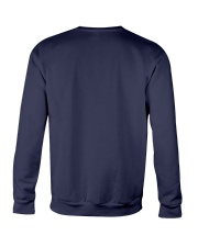 The Finest are Called Dad Crewneck Sweatshirt back