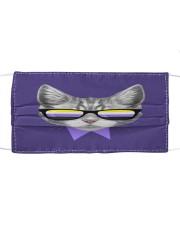 Non-Binary Cat Cloth face mask thumbnail