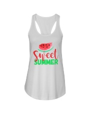 Sweet Summer Ladies Flowy Tank tile