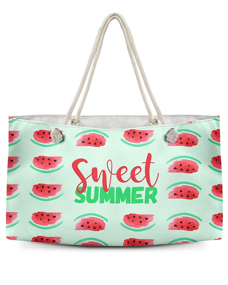 Sweet Summer Weekender Tote
