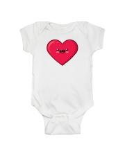 Baby Heart Onesie thumbnail