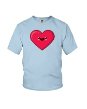 Baby Heart Youth T-Shirt front