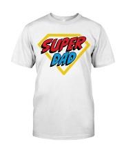 Super Dad Classic T-Shirt tile