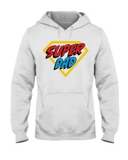 Super Dad Hooded Sweatshirt thumbnail