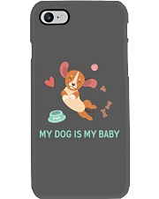 My Dog Is My Baby Phone Case thumbnail