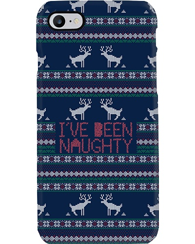 I've Been Naughty Ugly Sweater