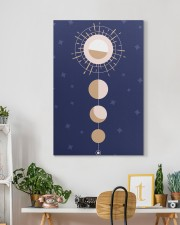 Moon and sun 20x30 Gallery Wrapped Canvas Prints aos-canvas-pgw-20x30-lifestyle-front-03