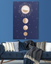 Moon and sun 20x30 Gallery Wrapped Canvas Prints aos-canvas-pgw-20x30-lifestyle-front-06