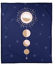 "Moon and sun Fleece Blanket - 50"" x 60"" thumbnail"