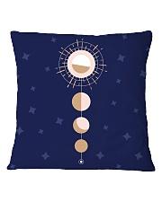 Moon and sun Square Pillowcase thumbnail
