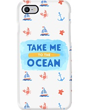 Take me to the Ocean Phone Case tile