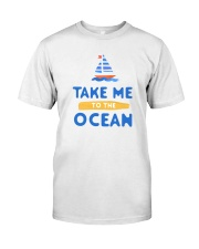 Take me to the Ocean Classic T-Shirt tile