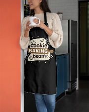 Cookie Baking Team Apron aos-apron-27x30-lifestyle-front-05