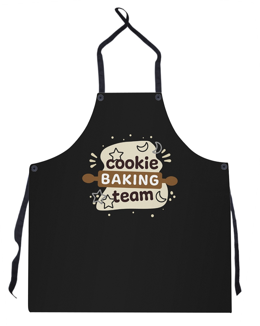 Cookie Baking Team Apron