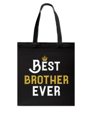 Best Brother Ever Tote Bag thumbnail
