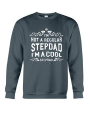 I'm a Cool Stepdad Crewneck Sweatshirt front