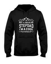 I'm a Cool Stepdad Hooded Sweatshirt thumbnail