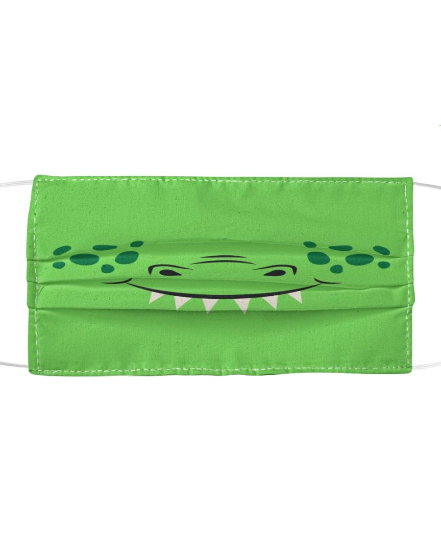 Crocodile Mouth Cloth face mask