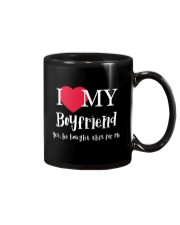I Love My Boyfriend - Yes He Bought This For Me Mug thumbnail