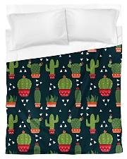Cactus Pattern Duvet Cover - Twin thumbnail