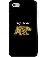 Papa Bear Phone Case tile
