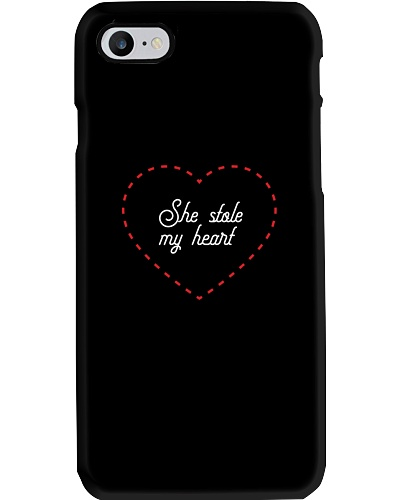 She Stole My Heart - Couple's Design