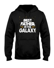 Best Father in the Galaxy Hooded Sweatshirt thumbnail