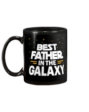 Best Father in the Galaxy Mug back