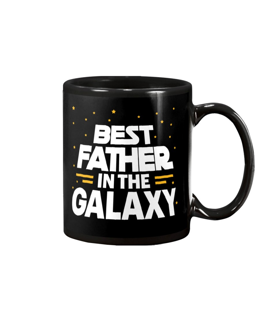 Best Father in the Galaxy Mug