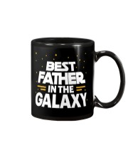 Best Father in the Galaxy Mug front