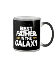 Best Father in the Galaxy Color Changing Mug thumbnail