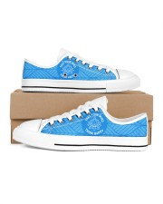Think happy Women's Low Top White Shoes thumbnail