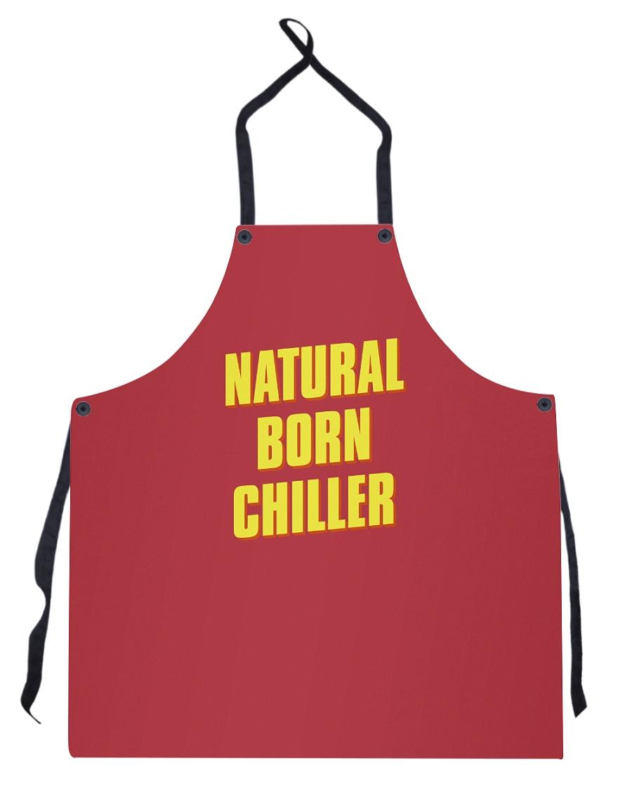 Natural Born Chiller Apron