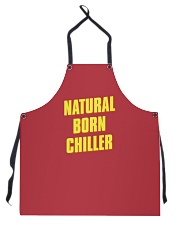 Natural Born Chiller Apron thumbnail