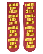 Natural Born Chiller Crew Length Socks thumbnail