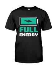 Full of energy  Classic T-Shirt thumbnail