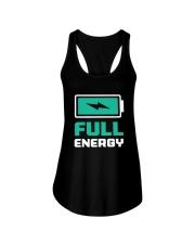 Full of energy  Ladies Flowy Tank thumbnail