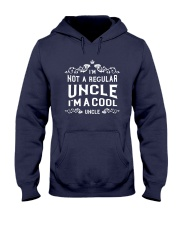 I'm a Cool Uncle Hooded Sweatshirt front