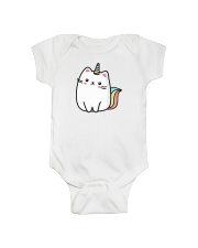 Baby Caticorn Onesie tile