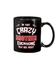 I'm That Crazy Brother Mug thumbnail