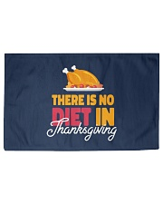 There is no Diet in Thanksgiving Woven Rug - 3' x 2' thumbnail