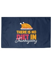 There is no Diet in Thanksgiving Woven Rug - 6' x 4' front