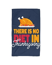 There is no Diet in Thanksgiving Hand Towel thumbnail
