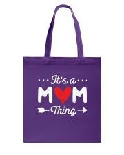 It's a Mom Thing Tote Bag thumbnail