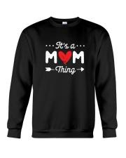 It's a Mom Thing Crewneck Sweatshirt thumbnail