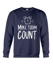 Make Today Count Crewneck Sweatshirt thumbnail