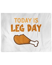 Today is Leg Day Placemat front