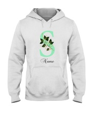 Floral S Hooded Sweatshirt thumbnail