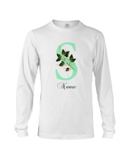Floral S Long Sleeve Tee tile