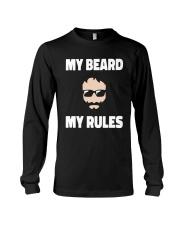 My beard My rules Long Sleeve Tee thumbnail